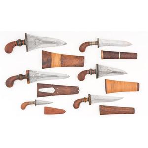 Filipino Gunong Daggers