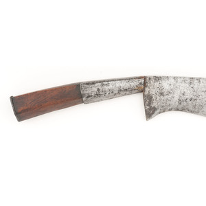 Indonesian Wedung Ceremonial Knife