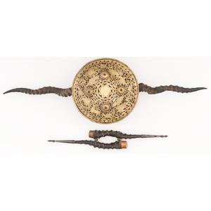 Indian Madu, Parrying Shield, PLUS