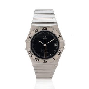 Omega Constellation Automatic Date Wrist Watch
