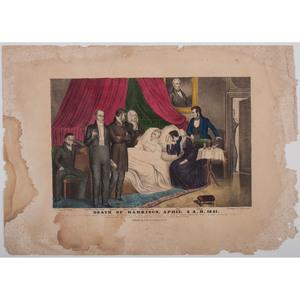 Political Prints and Cartoons, ca 1840s