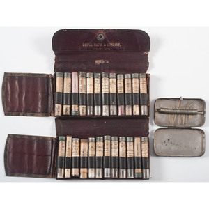 Parke, Davis & Co. Drug Kit, Plus