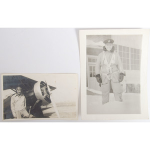WWII Archive of Major Alvin L. Smith
