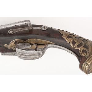 Early Spanish Miquelet Pistol