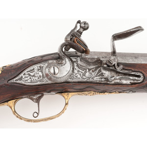 18th Century Flintlock Holster Pistol