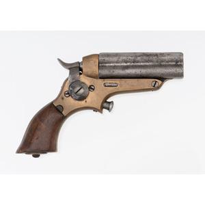 Starr Pepperbox Revolver