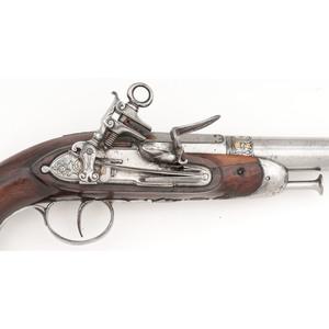 Pair of Spanish Miquelet Pistols