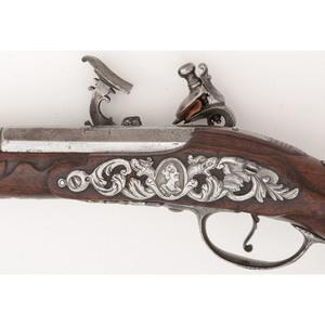 Tosco-Emelian Snaphaunce Pistol
