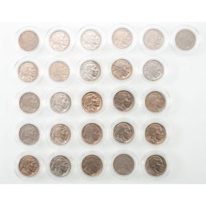 United States Buffalo Nickels