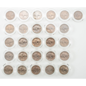 United States Buffalo Nickels