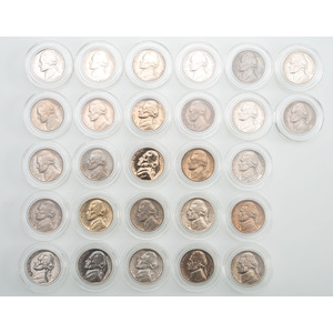 United States Jefferson Nickels