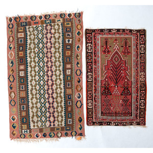 South American Area Rugs