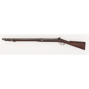 Percussion Fullstock Turner Rifle