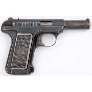 Savage Model 1905 Pistol