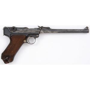 ** 1917 Dated Artillery Luger