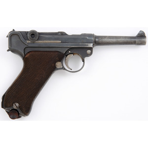 **1918 Dated Erfurt Luger