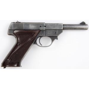 **Hi-Standard Sport King Pistol
