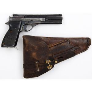 Beretta Model 76 Target Pistol