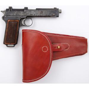 ** Roth Steyer Model 1912 Pistol