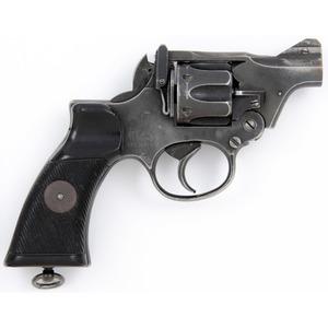 Webley Mark 1 Revolver