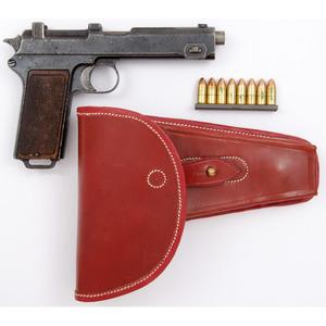 ** Roth Styer Model 1912 Pistol