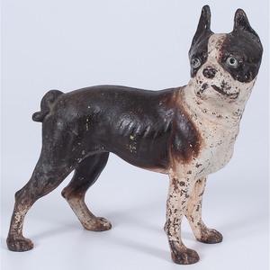 Cast Iron Bull Dog Doorstop