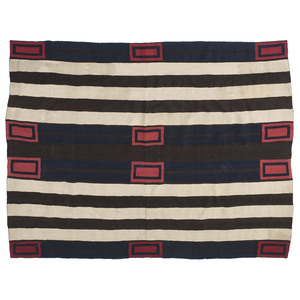 Navajo Second Phase Chief's Blanket / Rug