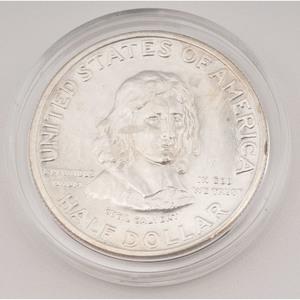 United States Maryland Tercentenary Commemorative Half Dollar 1934