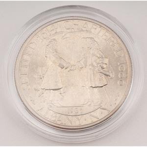 United States Albany, NY Charter Commemorative Half Dollar 1936
