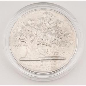 United States Connecticut Tercentenary Commemorative Half Dollar 1935