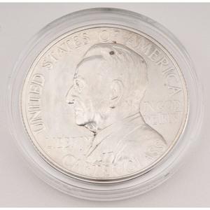 United States Lynchburg, VA Sesquicentennial Commemorative Half Dollar 1936
