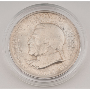 United States Cleveland Centennial/Great Lakes Exposition Commemorative Half Dollar 1936