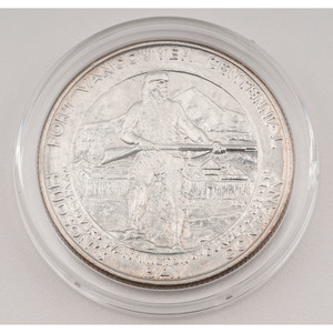 United States Fort Vancouver Centennial Commemorative Half Dollar 1925