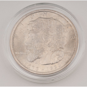 United States Elgin, Illinois, Centennial Commemorative Half Dollar 1936