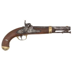 US Model 1842 Aston Pistol
