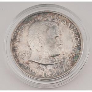 United States Star Grant Memorial Commemorative Half Dollar 1922