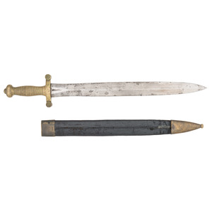 French Model 1833 Short Sword