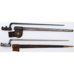 Lot of Two U.S. Bayonets