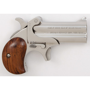 * American Derringer Texas Sesquicentennial Derringer