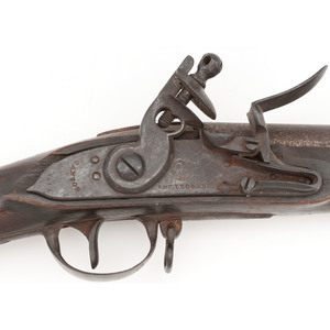 R. & C. Leonard Contract U.S. Model 1808 Flintlock Musket