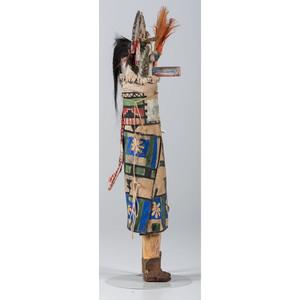 Zuni Shalako Katsina, From The Harriet and Seymour Koenig Collection, NY