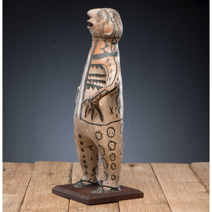 Cochiti Pottery Figure, From The Harriet and Seymour Koenig Collection, NY