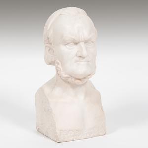 Dezső Lányi (Hungarian, 1879-1951) Marble Bust