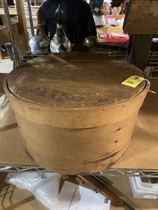 Bentwood Pantry Box