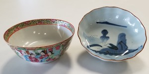 Chinese Export Bowls