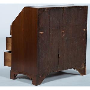 English Chippendale Slant Front Desk