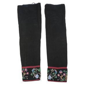 Anishinaabe Beaded Leggings