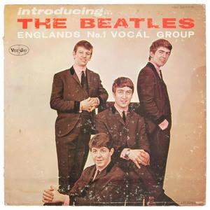 [Music - Signed] Paul McCartney, The Beatles Signed Album