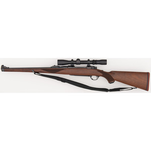 ** Ruger M77 Bolt Action Rifle