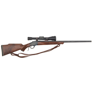 * Browning Model 78 Single Shot Rifle with Scope
